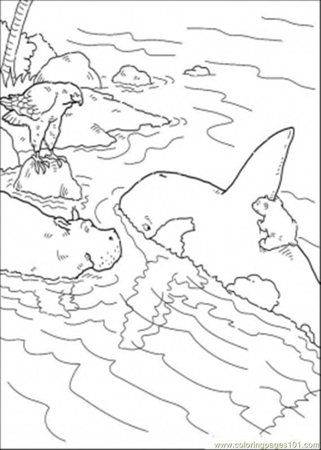 blue whale pictures to print az coloring pages