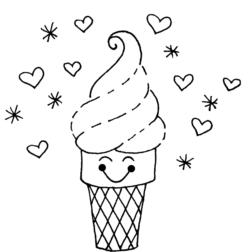 love ice cream coloring pages cookie coloring pages coloring