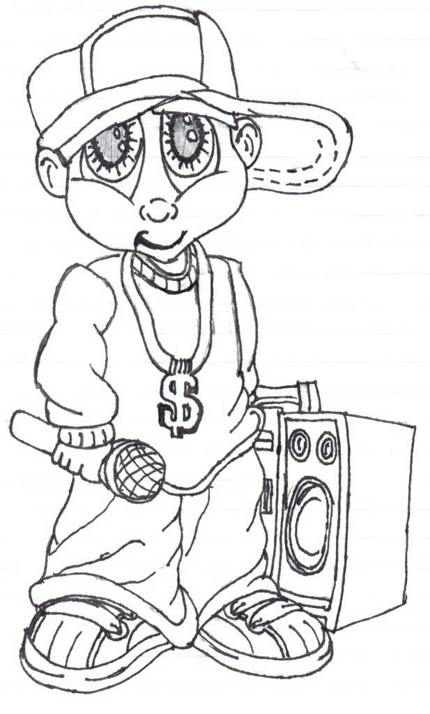 gangsta cartoons drawings images pictures becuo