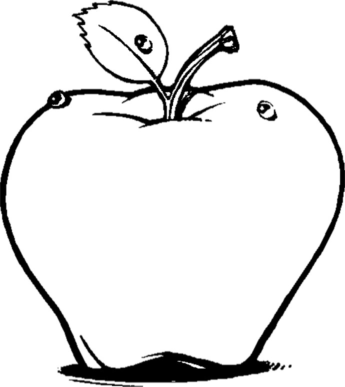 coloring pages apples free coloring pages now
