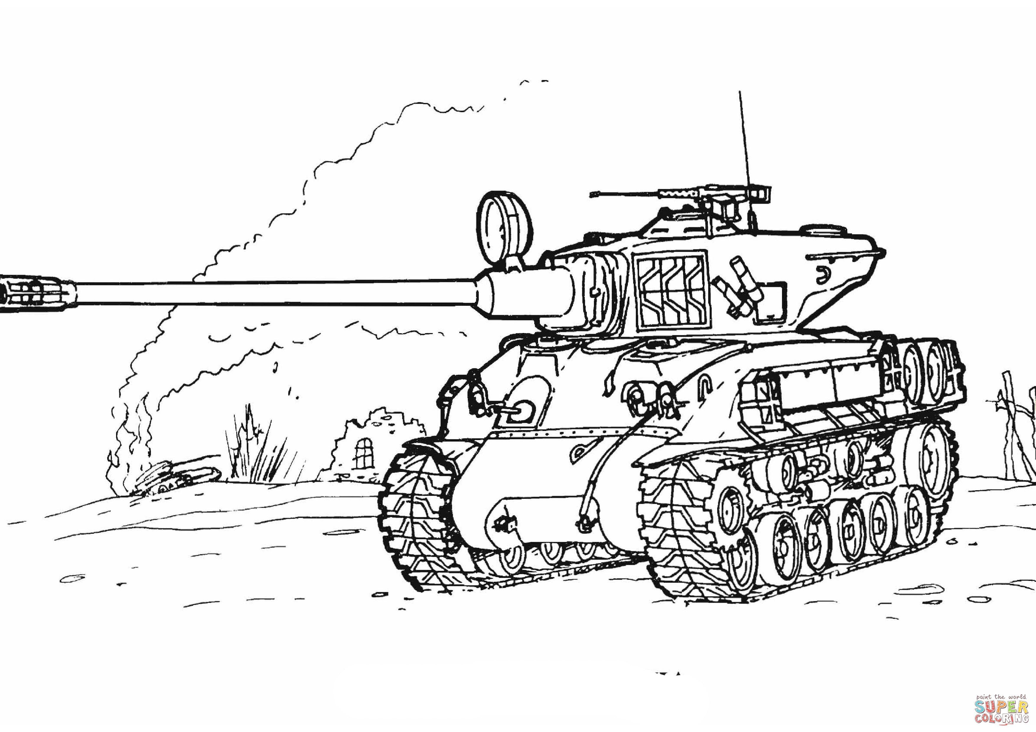 army tank coloring pages free az coloring pages