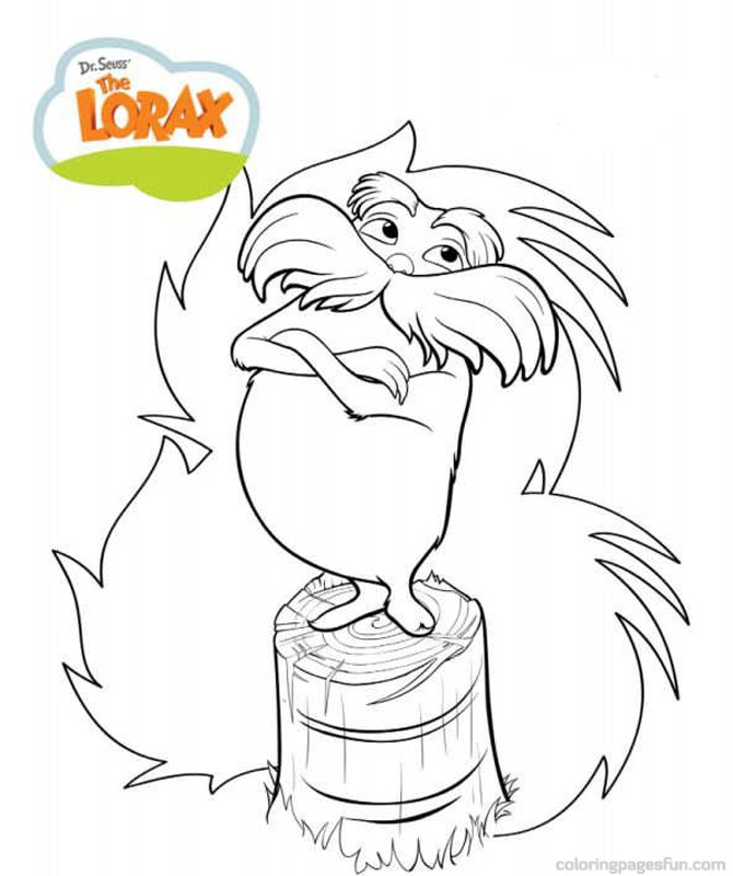 dr suess coloring pages free printable coloring pages free