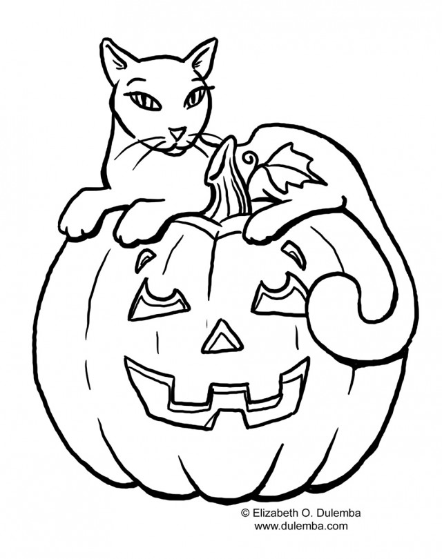 these black cat coloring pages for free black cat coloring pages
