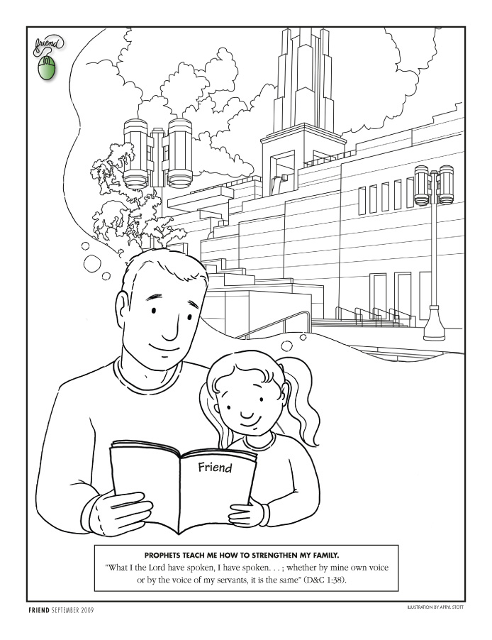 General Conference Coloring Pages General Conference