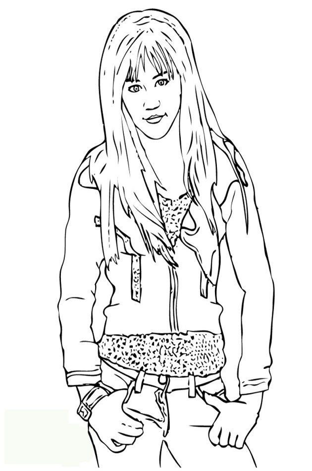 camp rock coloring pages free az coloring pages