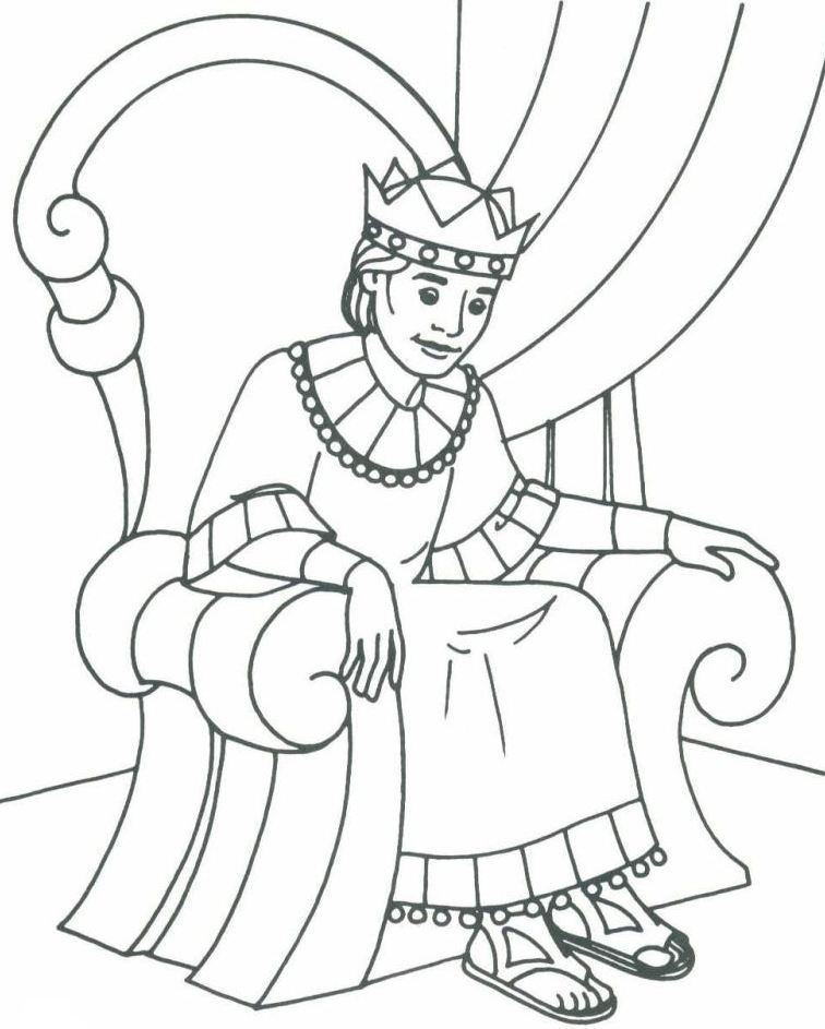 bible king david coloring pages for free bible king david coloring