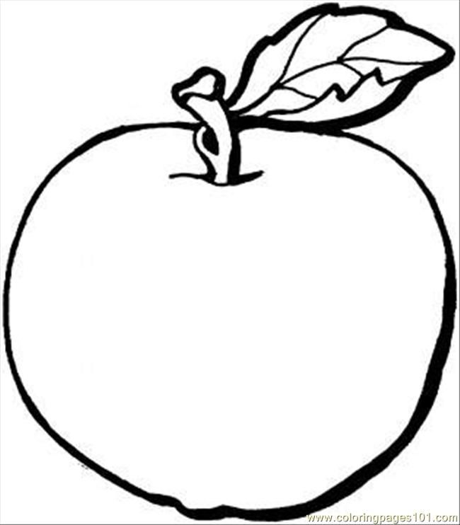 free printable apple coloring pages for kids printable coloring