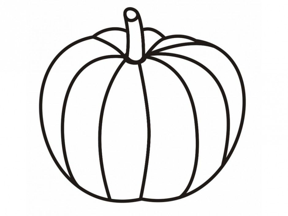 blank pumpkin coloring pages az coloring pages