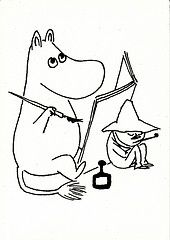 the world s best photos of moomin and tovejansson flickr hive mind