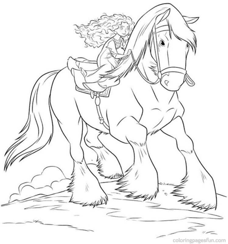 horseland coloring pages az coloring pages