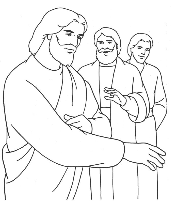 jesus peter chooses colouring pages 1000 images about his word