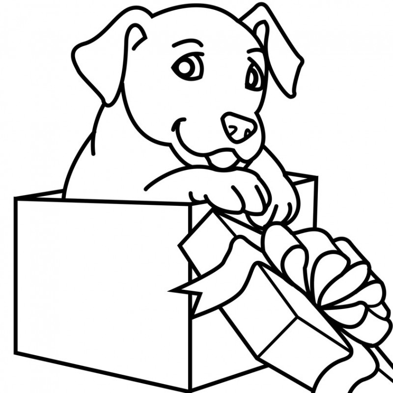puppy coloring pages 2013 printable coloring pages