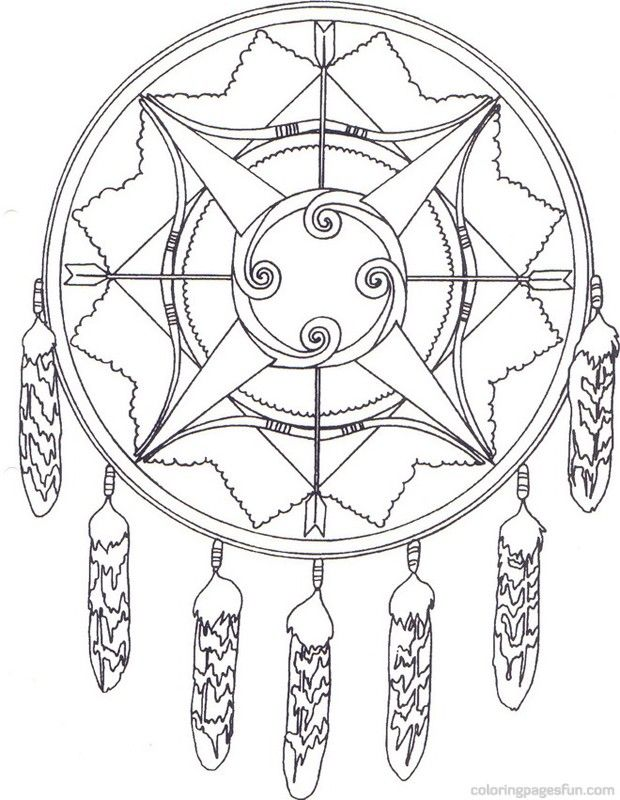 native american coloring pages for children az coloring pages