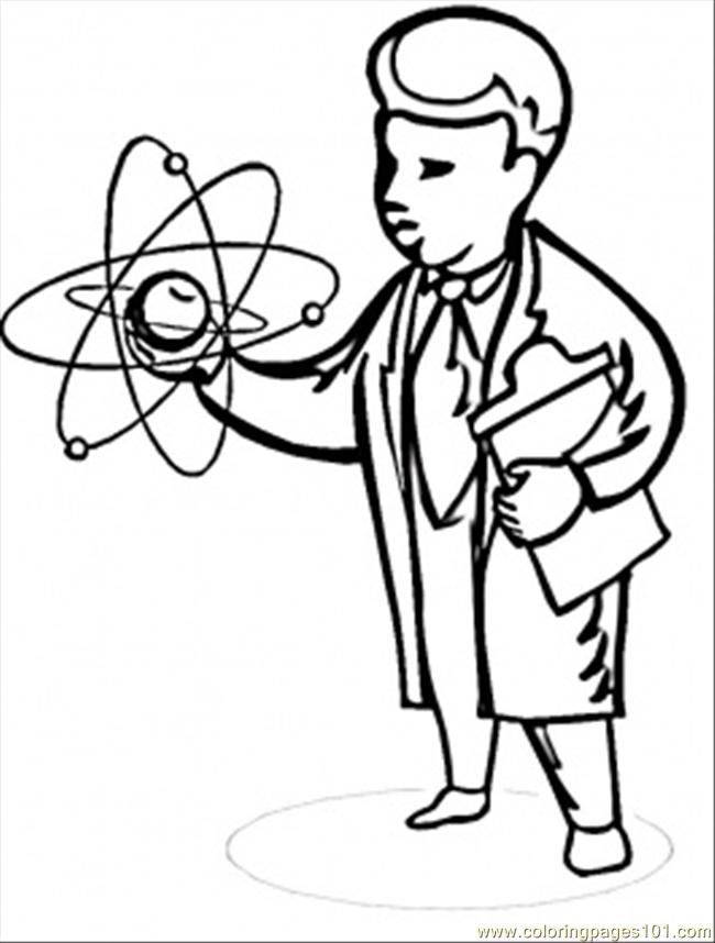 mad scientist coloring pages az coloring pages