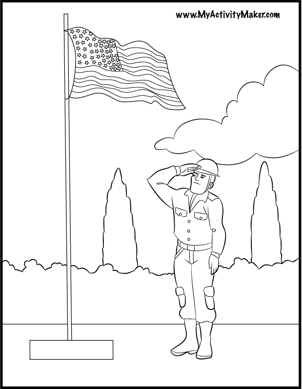 flag coloring pages az coloring pages