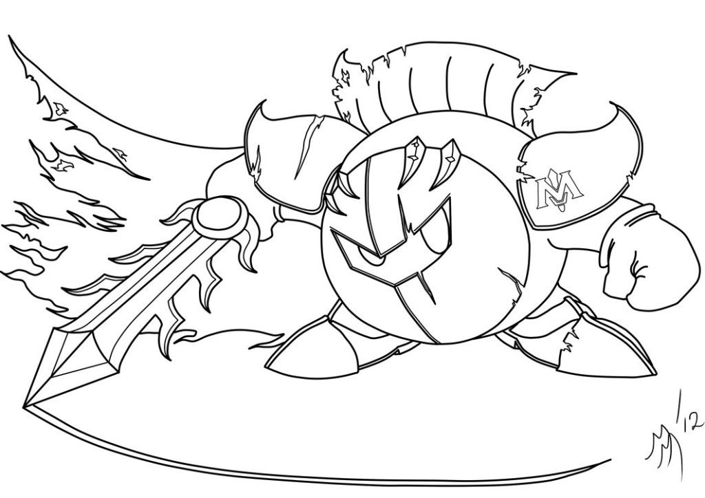 ice kirby coloring pages color laser printer cost per x3cb x3epage