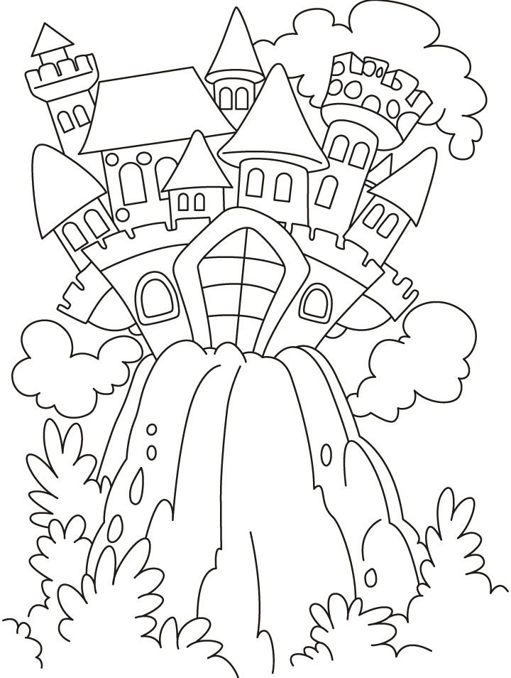 fairy tale coloring sheets az coloring pages