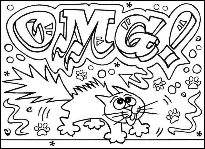 Free Coloring Sheets For Older Kids, Download Free Clip Art, Free ... | 611x840