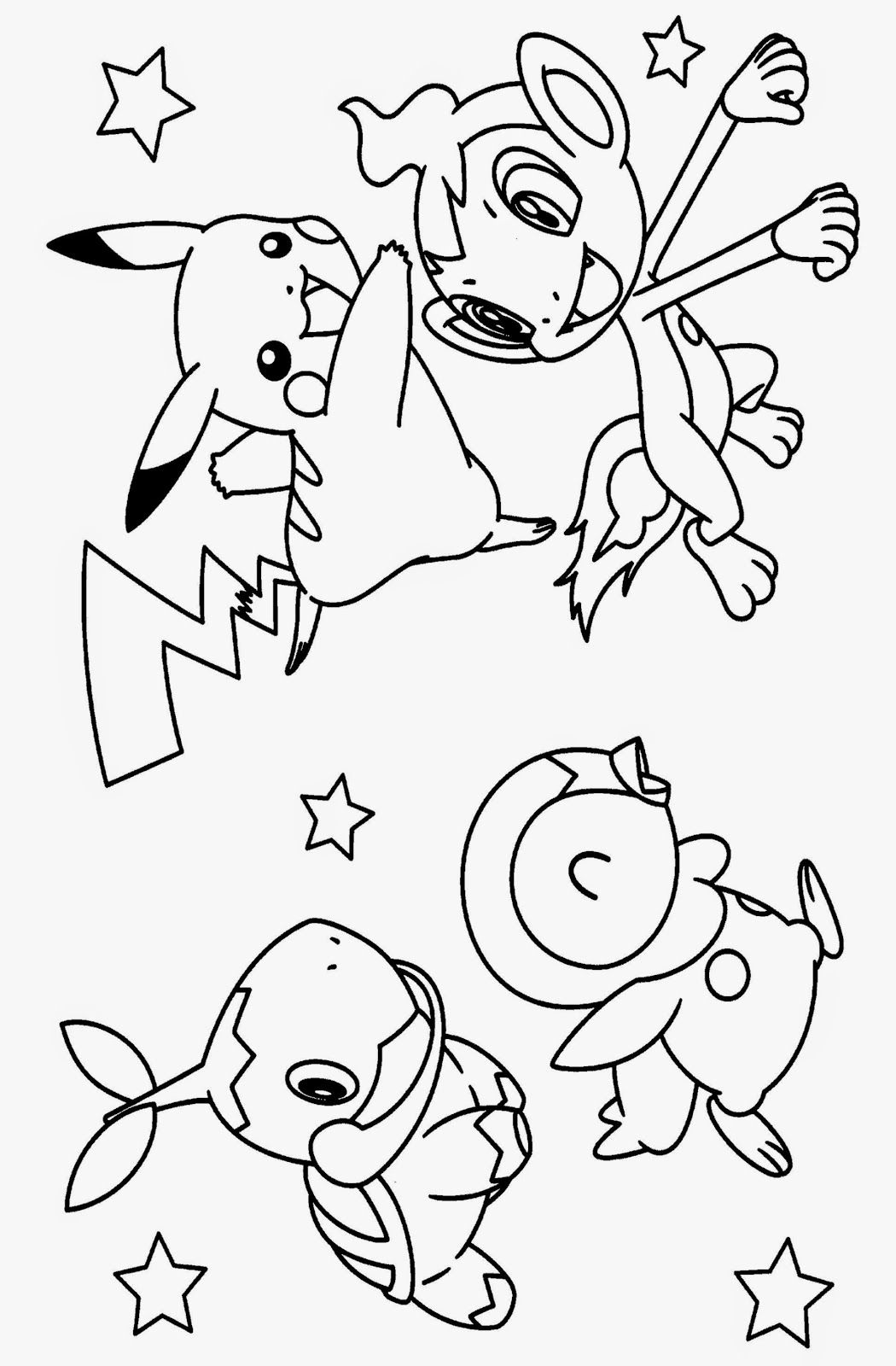 New 10 Printable Coloring Pages For Elementary Students