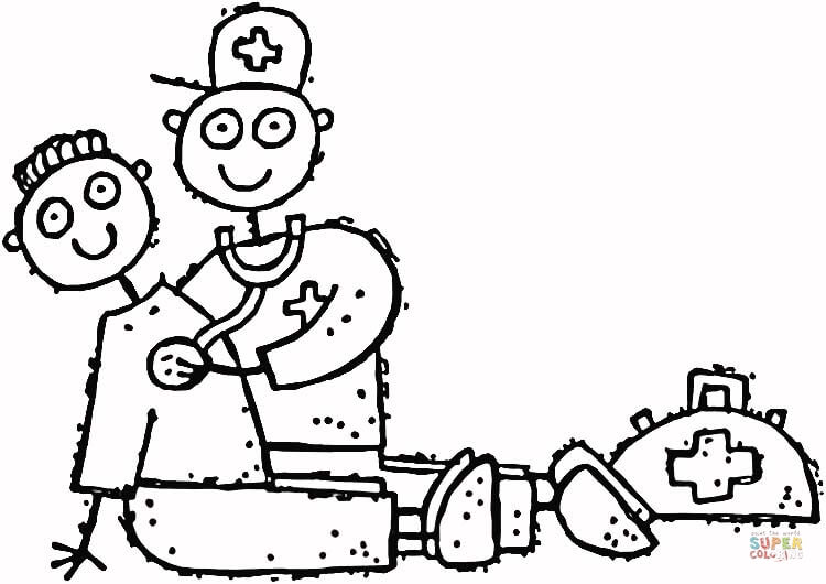 first aid coloring pages az coloring pages