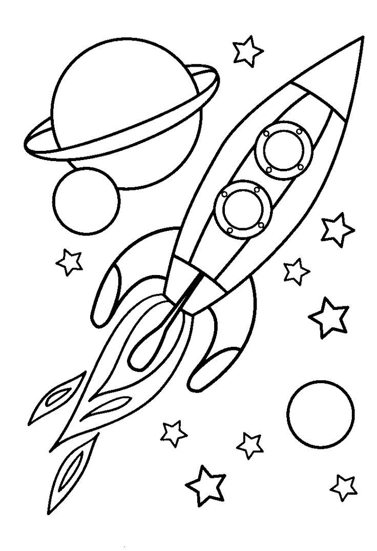 space ship coloring page az coloring pages
