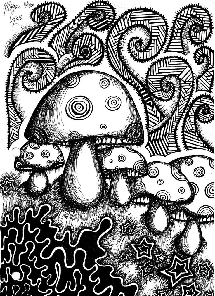 printable trippy coloring pages az coloring pages