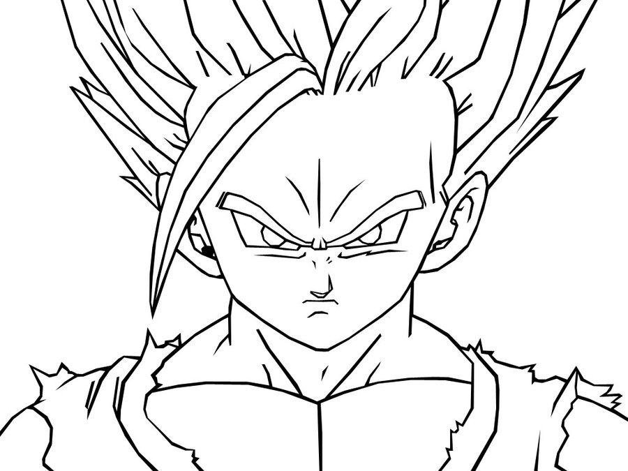 dragon ball z coloring pages coloring pages for kids