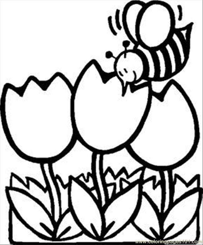 bumble bee coloring page az coloring pages