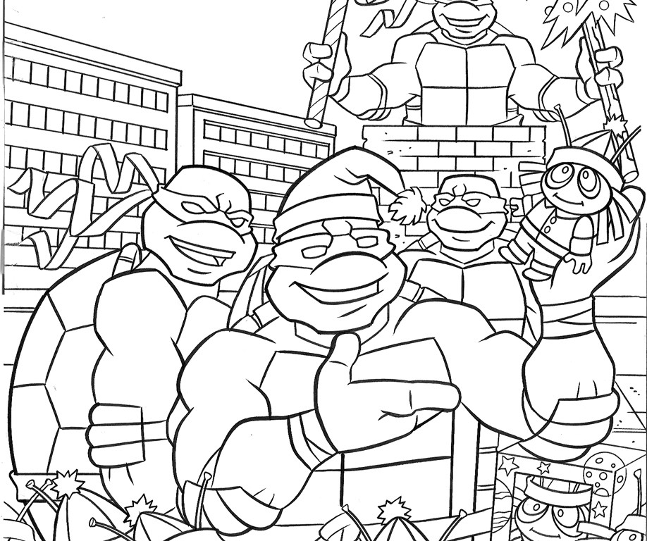 mutant ninja turtles coloring pages az coloring pages