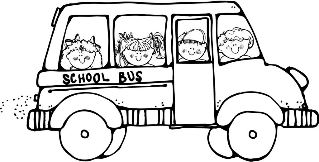 school bus coloring page printable az coloring pages