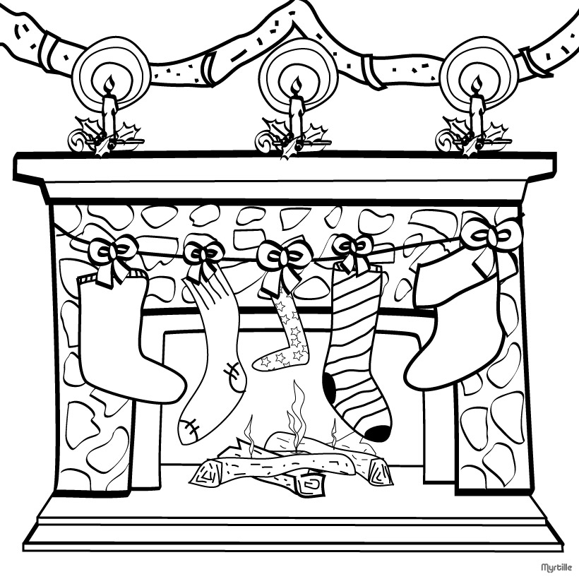 christmas coloring pages christmas coloring collection 2012