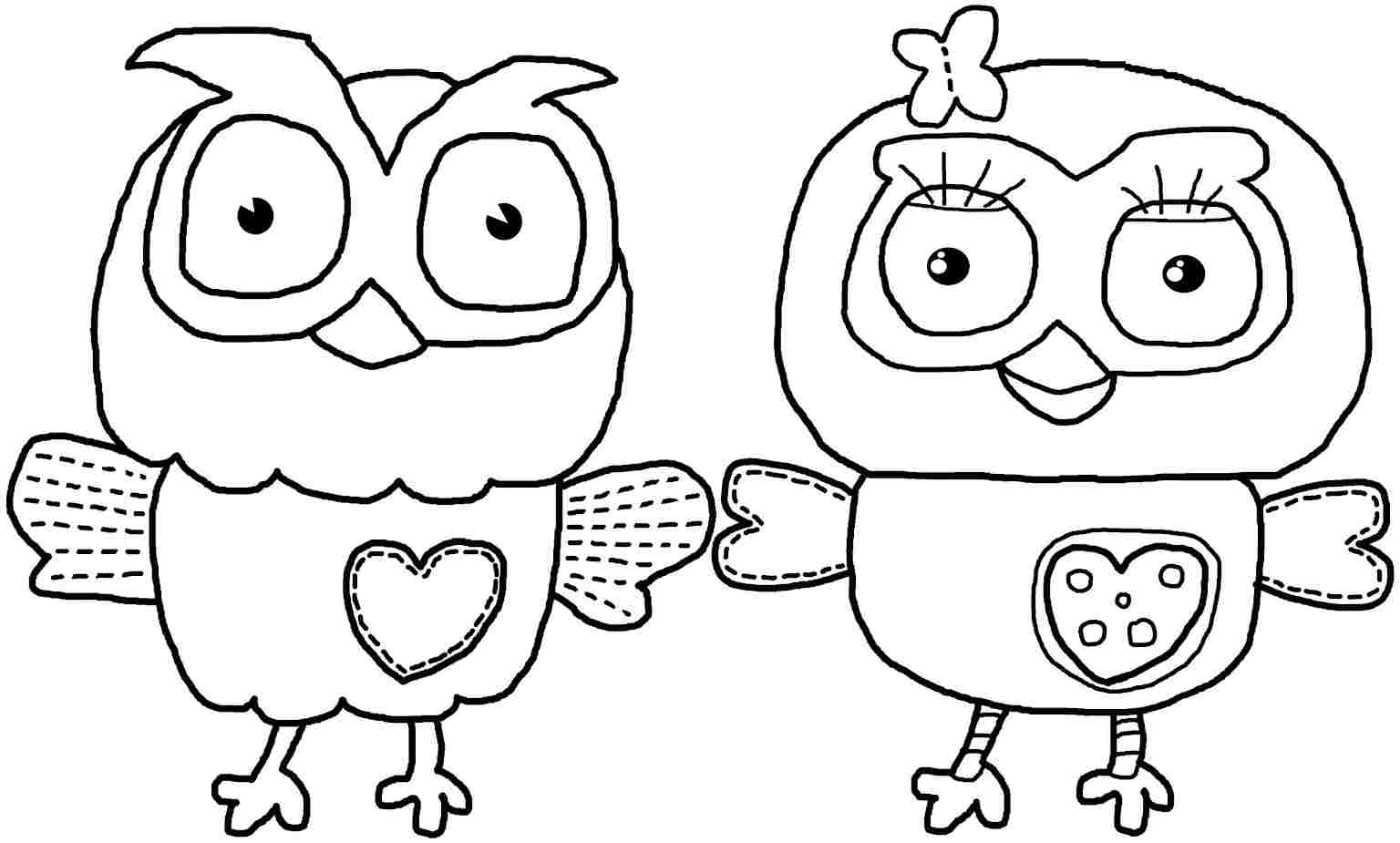 owl with rose free owl coloring pages wemakesense co