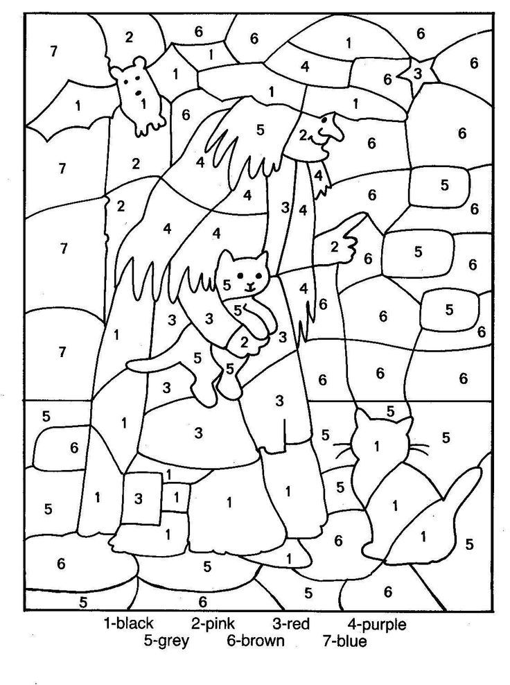 things to color for kids az coloring pages