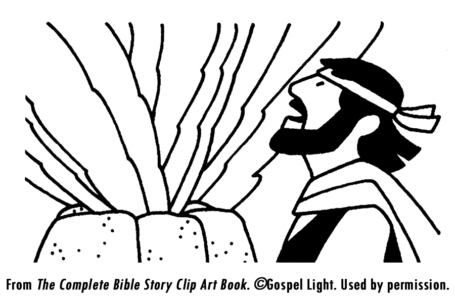 Naaman The Leper Coloring Page. naaman the leper coloring ...