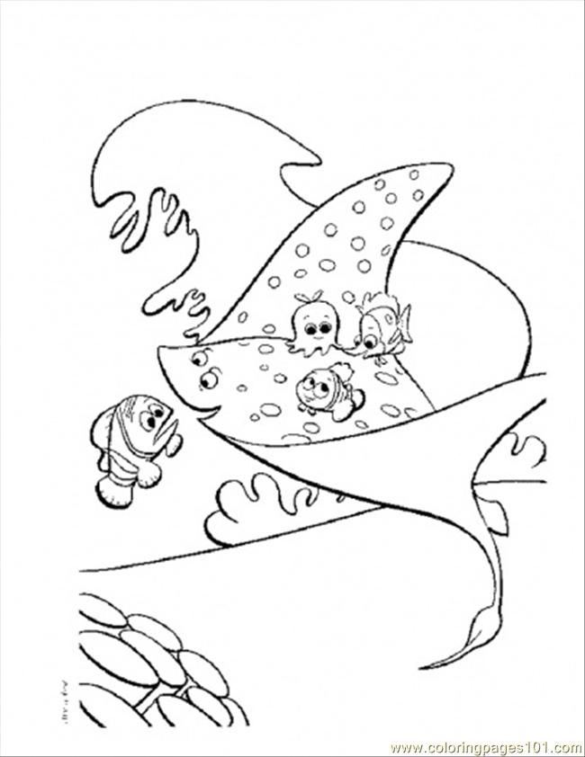 stingray coloring pages az coloring pages