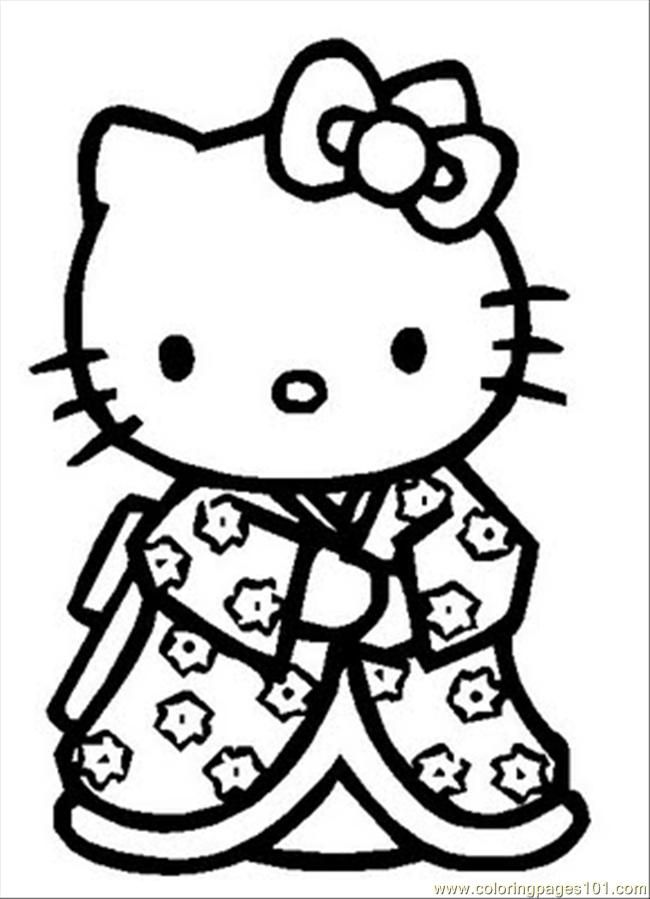 for free hello kitty free to print