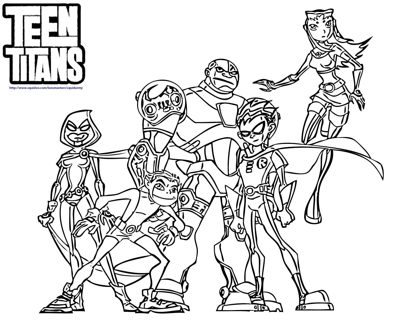 teen titans beast boy coloring pages az coloring pages
