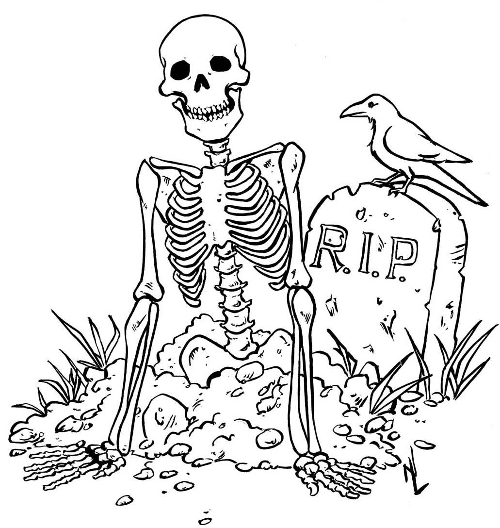 halloween coloring pages free printable scary az coloring pages