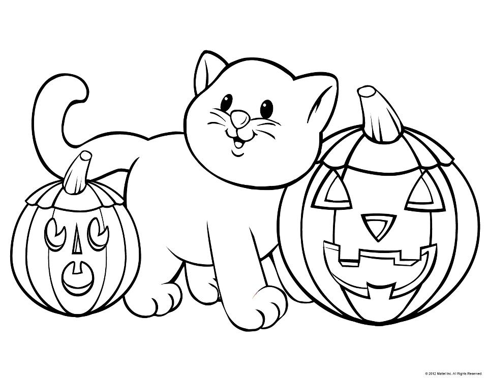 halloween pictures to color and print coloring picture hd for
