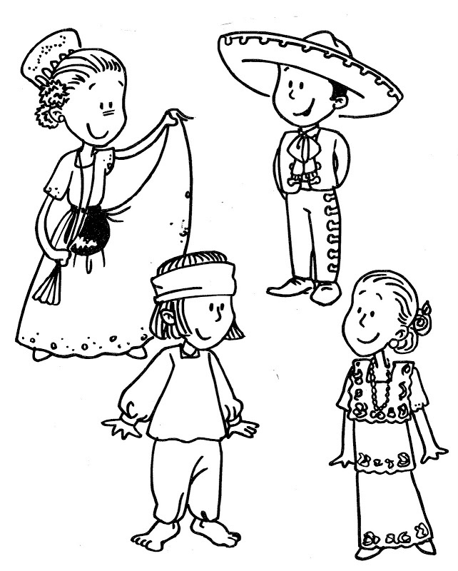 mexico map coloring pages for free mexico map coloring pages