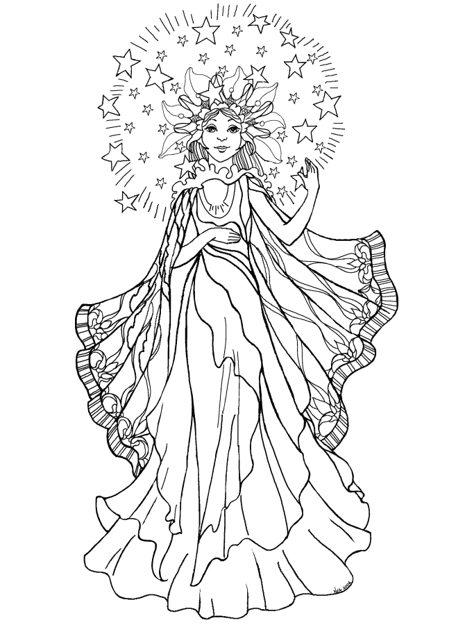 anime angels coloring pages angel coloring pages