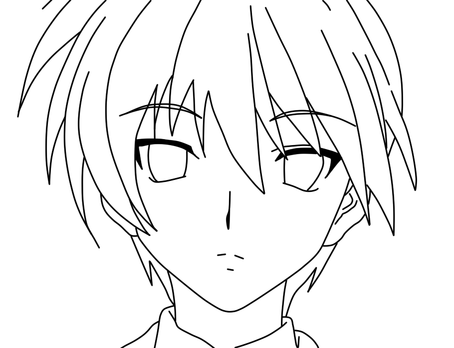 anime vampire girl coloring pages az coloring pages