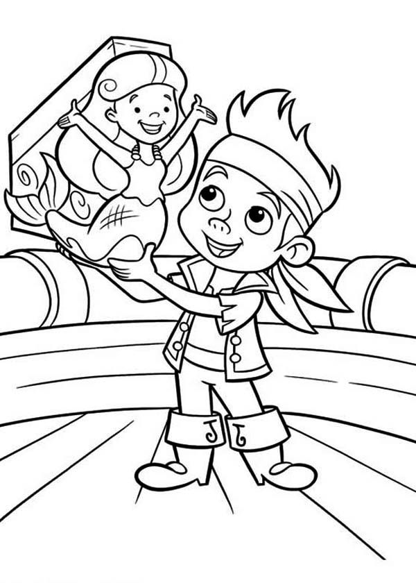jake and the never land pirates coloring pages az coloring pages