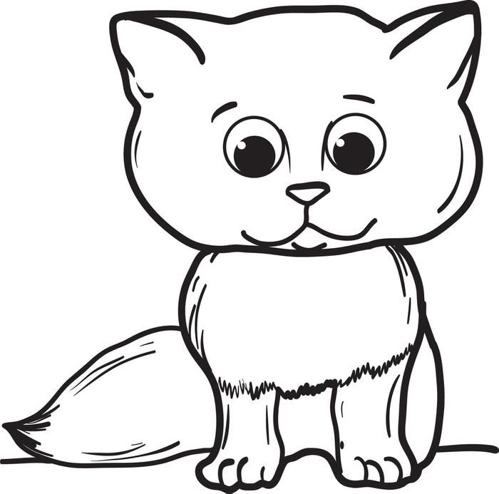 funny cat pics for kids az coloring pages