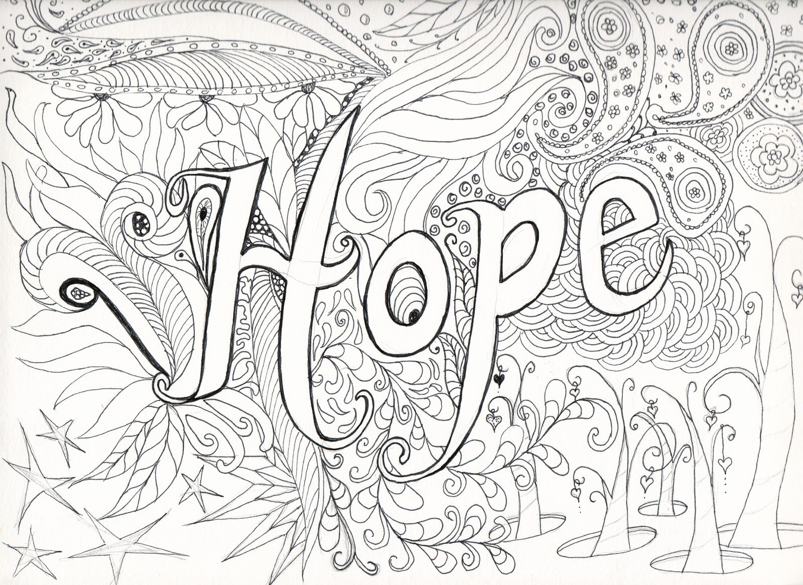 printable difficult coloring pages az coloring pages