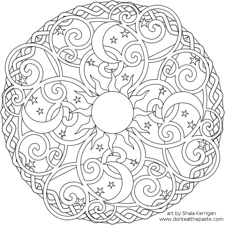 detailed coloring pages aaldtk