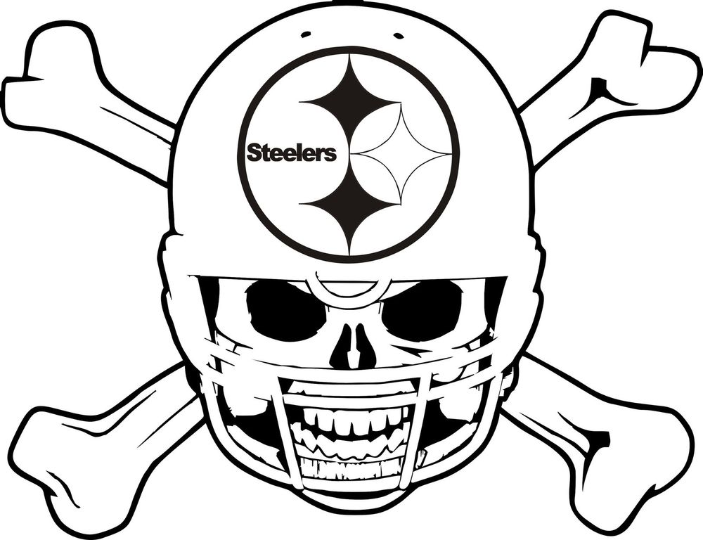 pittsburgh steelers coloring pages az coloring pages