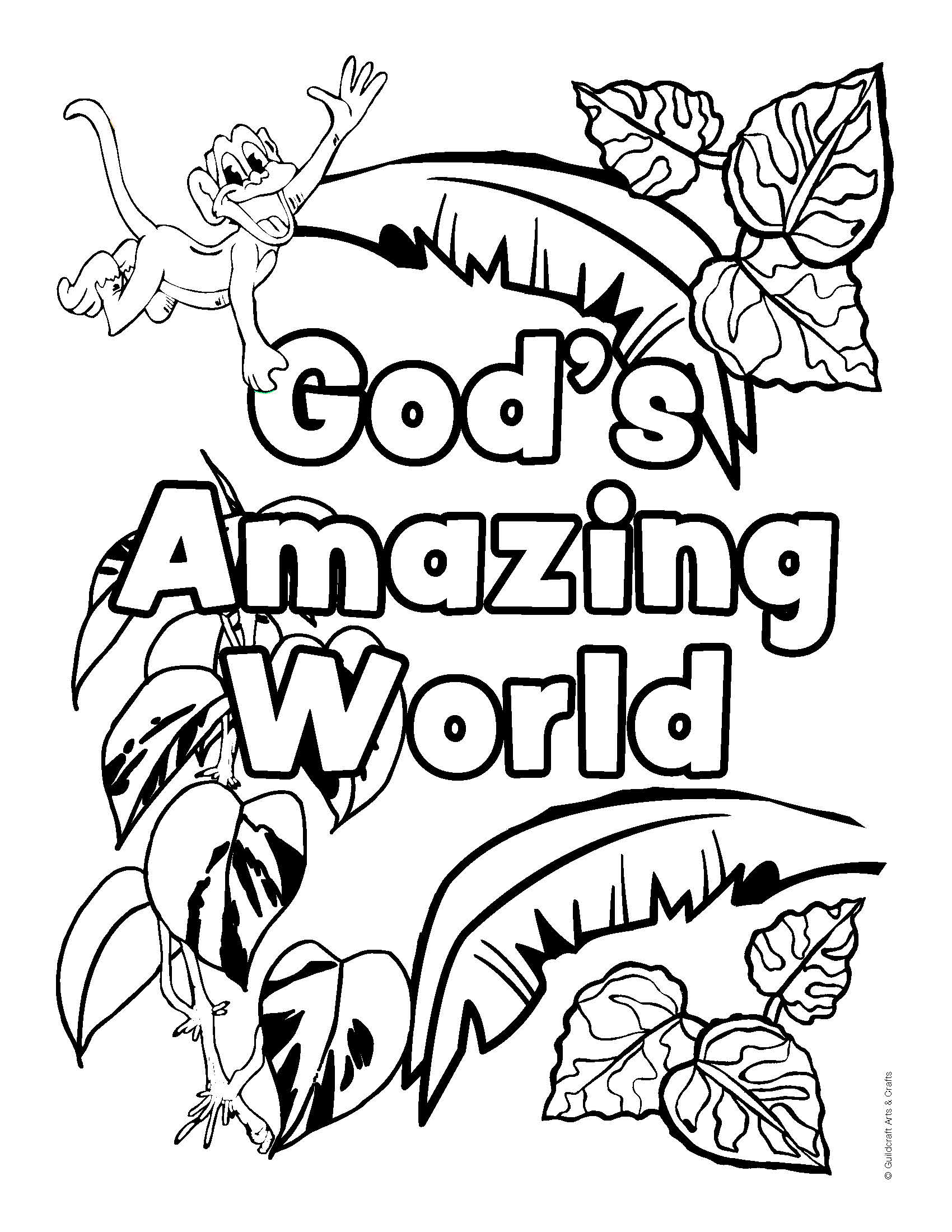 Weird Coloring Pages
