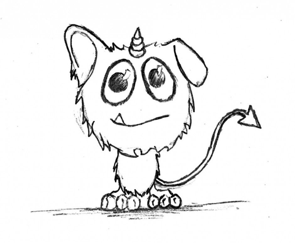 cute monster coloring pages to print 6 coloring pages for kids
