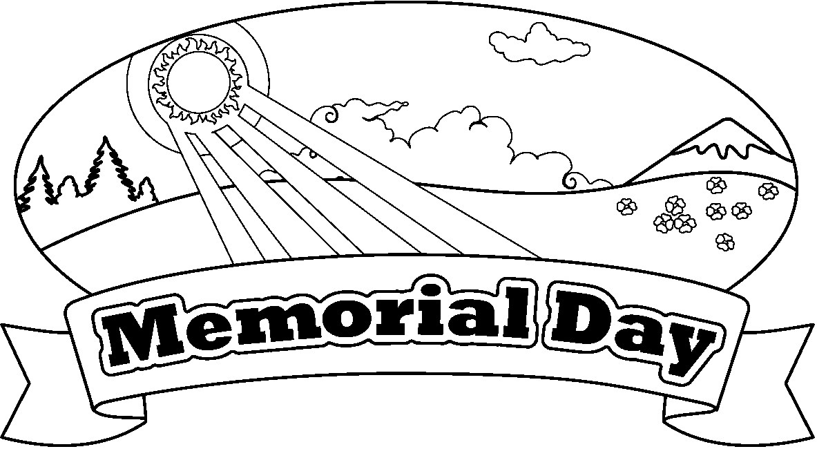 memorial day printable coloring pages az coloring pages